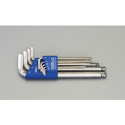 Hexagonal Key Wrench [With Ball Point] EA573BB-10