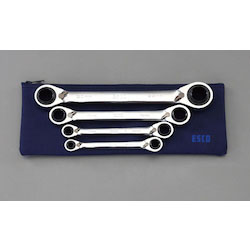 Ratchet Box Wrench (4 Sizes) EA602LM