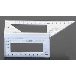 Square Timber Ruler EA719JA-1