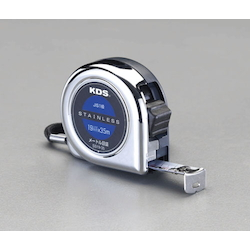 Stainless Steel Tape Measure [With Double-Sided Scale] EA720CM-3