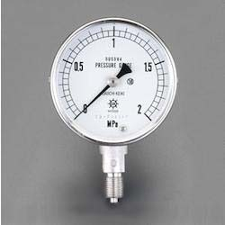 [All Stainless Steel] Pressure Gauge EA729DK-6