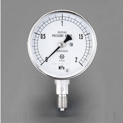 [All Stainless Steel] Pressure Gauge EA729DL-10