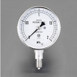 [All Stainless Steel] Pressure Gauge EA729DL-100