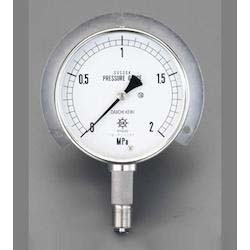 [All Stainless Steel] Pressure Gauge With Flange EA729DM-6