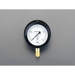 Sealed Pressure Gauge with Flange EA729DS-1