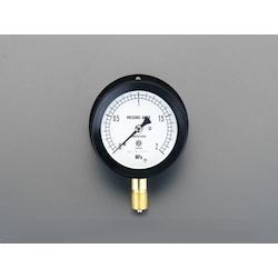 Sealed Pressure Gauge with Flange EA729DS-16