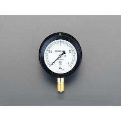 Sealed Pressure Gauge with Flange EA729DS-4