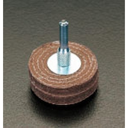 Cloth Buff with Shaft (6mm Shaft) EA819AX-2