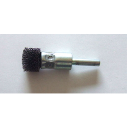 Steel Brush with Shaft (6mm) EA819BK-20