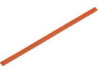 Ceramic Fiber Stick Grindstone, Flat, Granularity #400 or Equivalent (Orange)