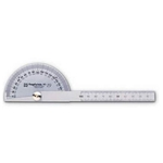 Protractor No. 19 Stainless Steel