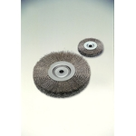 SUS304 Stainless Steel Wheel Brush 0.3