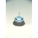 SUS304 Stainless Steel Cup Brush with Shaft