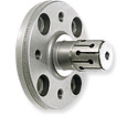 Tork-Loc Collet, Arbor Drawbar Type, Short