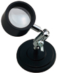 Metal Holder with Loupe Pedestal
