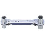 Comfortable Latch (Long 4 Size Board Ratchet Wrench)