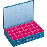 Toolbox with Plastic Box