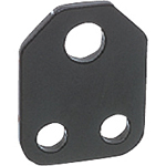 Sensor Bracket: Single Plate Type Straight HD type (high rigidity) for Proximity Sensors (screw type)