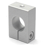 Round Pipe Joint, Same-Diameter Hole, Threaded Hole Forming, Square