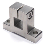 Stainless Steel Square/Round Pipe Joint, Lateral Square