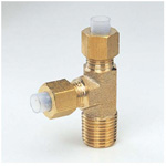 Quick Seal Series Insert Type (Brass) Service Tee (mm Size)