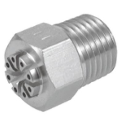 KNS Series Low-Noise Nozzle With Male Thread