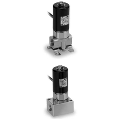 Compact Proportional Solenoid Valve, PVQ30 Series (Body Ported / Base Mounted)