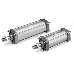 JMB Series Air Cylinder, Double Acting, Single Rod