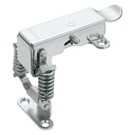 Stainless Steel Corner Catch Clip with Lock C-1157