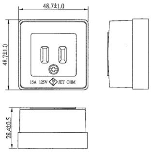 Square Outlets:Related Image