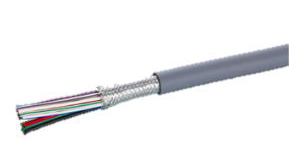VVC Highly Flame-Retardant NEC Standard Cable (Shielded)