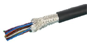 UL2517 ZRG-SB 300V Shield Cable for Flexing Applications