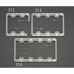 Sandwiching Bracket [For Board] EA940CE-314