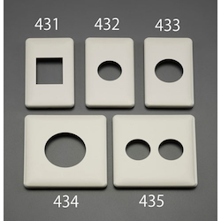 Socket-Outlet plate [Resin] EA940CE-435