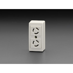 Square type socket-outlet(Hooking Type) EA940CG-135