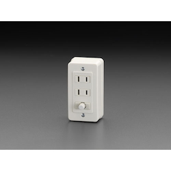 Square type socket-outlet(with Earthing Terminal) EA940CG-136
