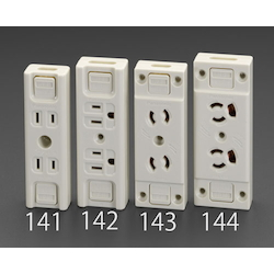 Socket-Outlet for Temporary Installation EA940CG-143