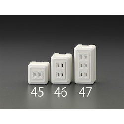 Square type socket-outlet EA940CJ-46