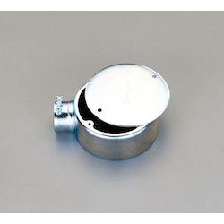 Round Exposed Box (1-Side Outlet) EA940CS-28