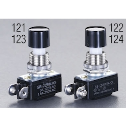 Small push button switch EA940DA-121
