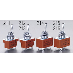 Toggle switch (Waterproof type) EA940DH-214