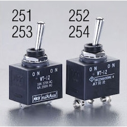 Toggle switch (Waterproof type) EA940DH-251