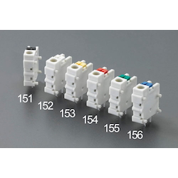 Screwless Terminal Block (For Printed Board) EA940DM-156