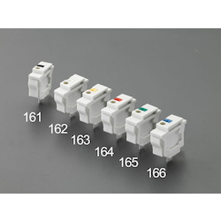 Screwless Terminal Block (For Panel) EA940DM-166