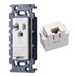 ML High-Capacity Outlet / Information Outlet (Modular Type)