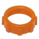Poly cuff bushings for thin steel wire tubes (no lid)