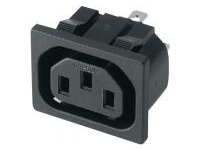 IEC Standard, Outlet (Snap-In)/C13