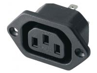 IEC Standard, Outlet (Screw-Model)/C13
