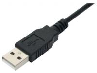 USB 2.0-Compliant, A-Model, Double-End Cable Harness