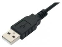 USB 2.0-Compliant, A-B USB Cable Harness
